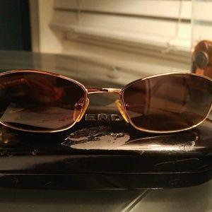 Fendi Gold Glimmer Sunglasses